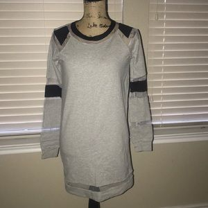Sparkle & Fade Sweatshirt XS Dress